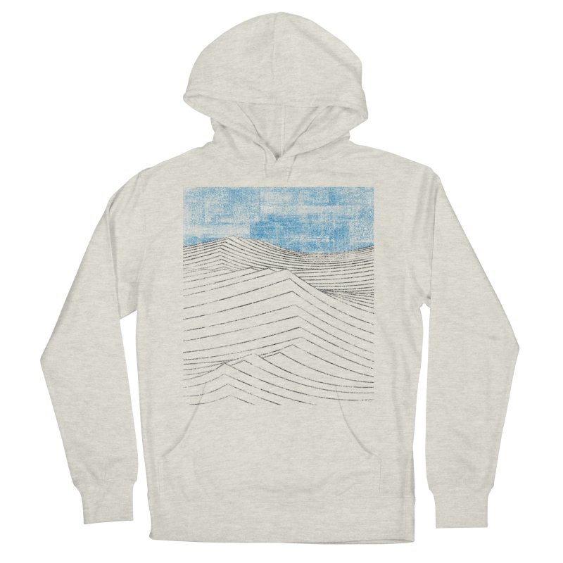 Ocean Smell - extra salty version Women's Pullover Hoody by bulo