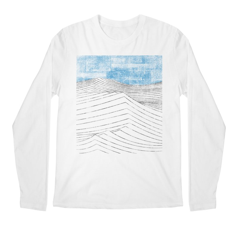 Ocean Smell - extra salty version Men's Longsleeve T-Shirt by bulo