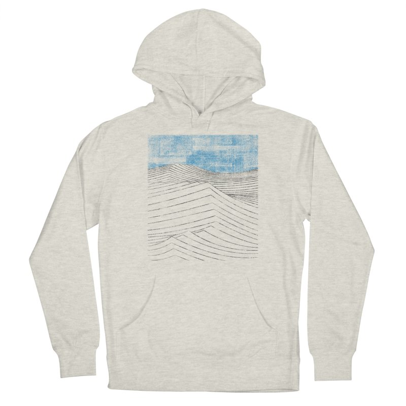 Ocean Smell - extra salty version Men's Pullover Hoody by bulo