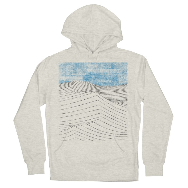 Ocean Smell - extra salty version Men's French Terry Pullover Hoody by bulo
