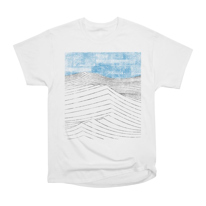 Ocean Smell - extra salty version Men's Heavyweight T-Shirt by bulo