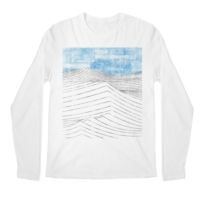 Ocean Smell - extra salty version Men's Regular Longsleeve T-Shirt by bulo