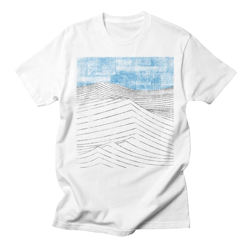 Ocean Smell - extra salty version Men's Regular T-Shirt by bulo