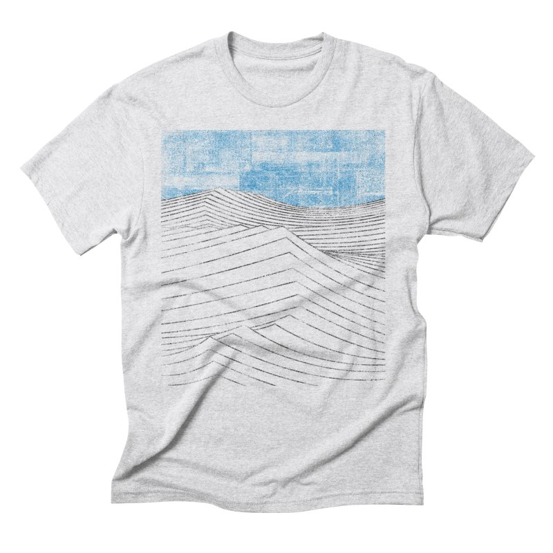 Ocean Smell - extra salty version Men's Triblend T-Shirt by bulo