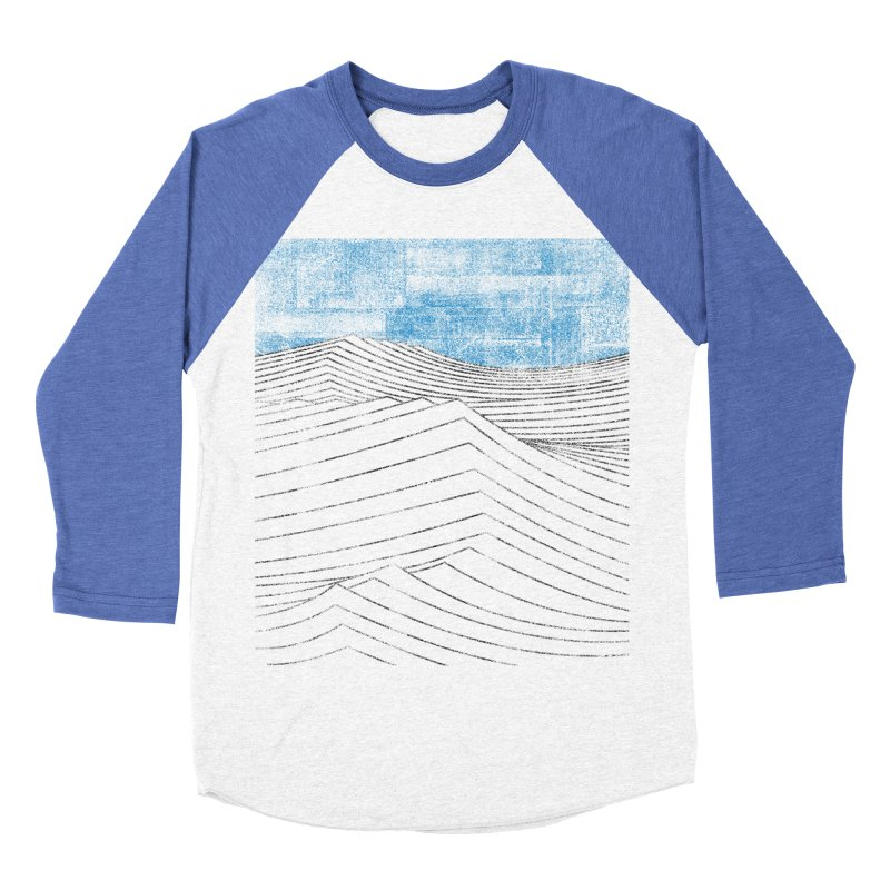 Ocean Smell - extra salty version Men's Baseball Triblend Longsleeve T-Shirt by bulo