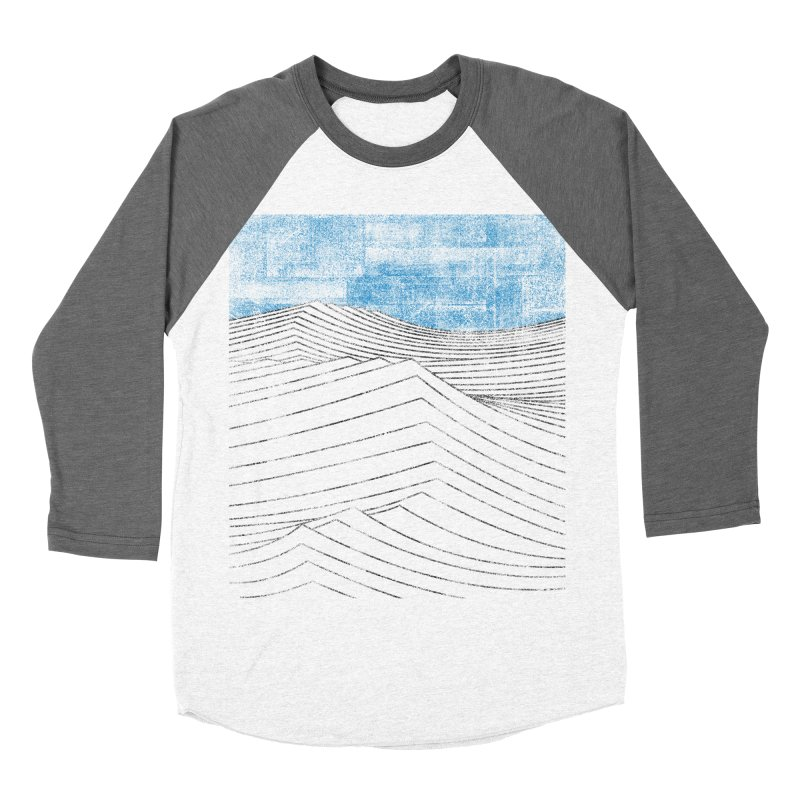 Ocean Smell - extra salty version Men's Baseball Triblend Longsleeve T-Shirt by bulo