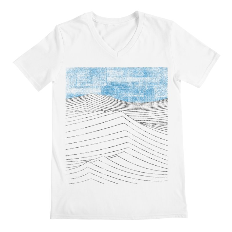 Ocean Smell - extra salty version Men's V-Neck by bulo