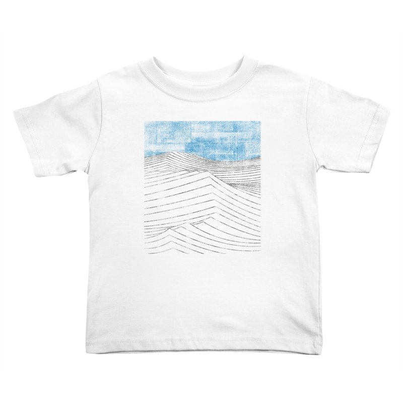 Ocean Smell - extra salty version Kids Toddler T-Shirt by bulo