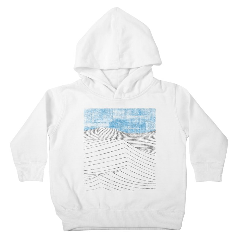Ocean Smell - extra salty version Kids Toddler Pullover Hoody by bulo