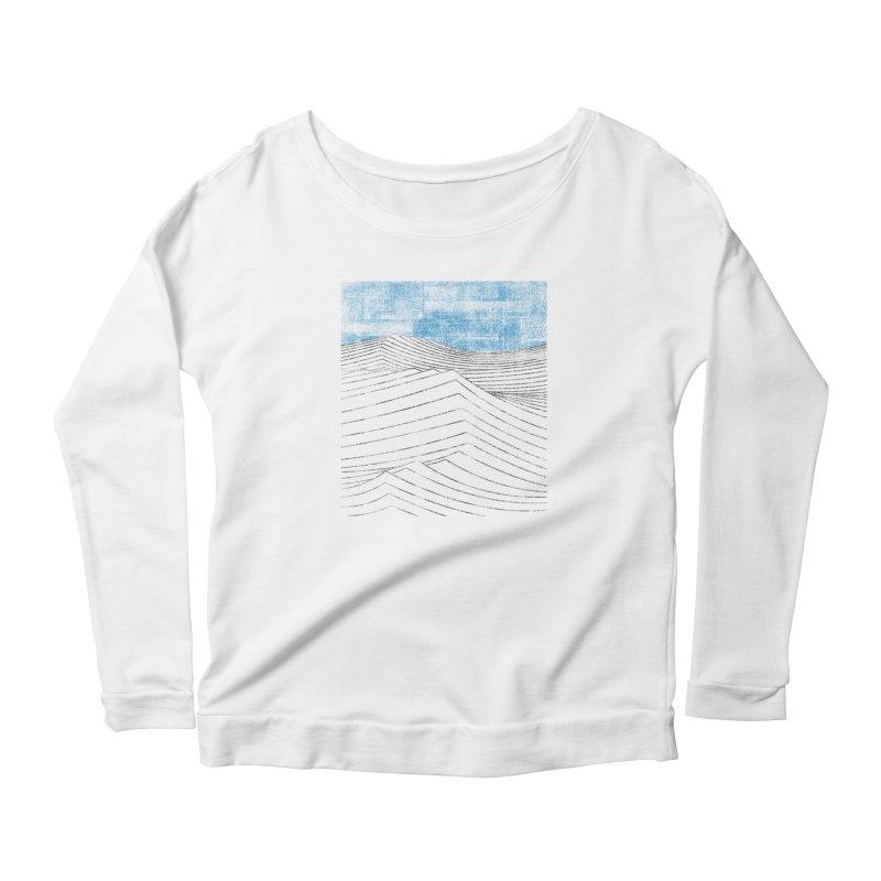 Ocean Smell - extra salty version Women's Longsleeve T-Shirt by bulo