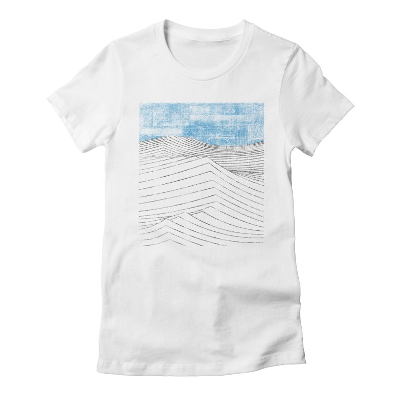 Ocean Smell - extra salty version Women's T-Shirt by bulo
