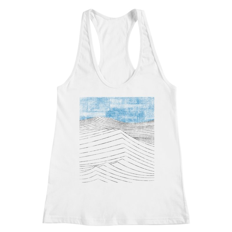 Ocean Smell - extra salty version Women's Tank by bulo