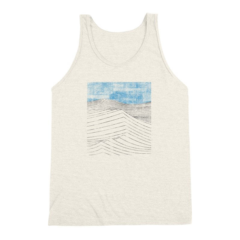 Ocean Smell - extra salty version Men's Tank by bulo