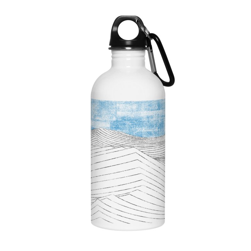 Ocean Smell - extra salty version Accessories Water Bottle by bulo