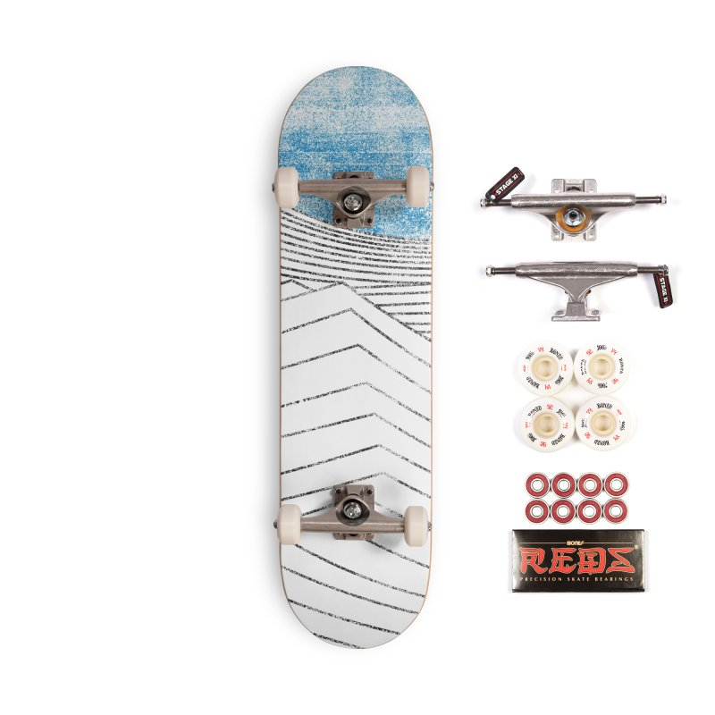 Ocean Smell - extra salty version Accessories Complete - Pro Skateboard by bulo