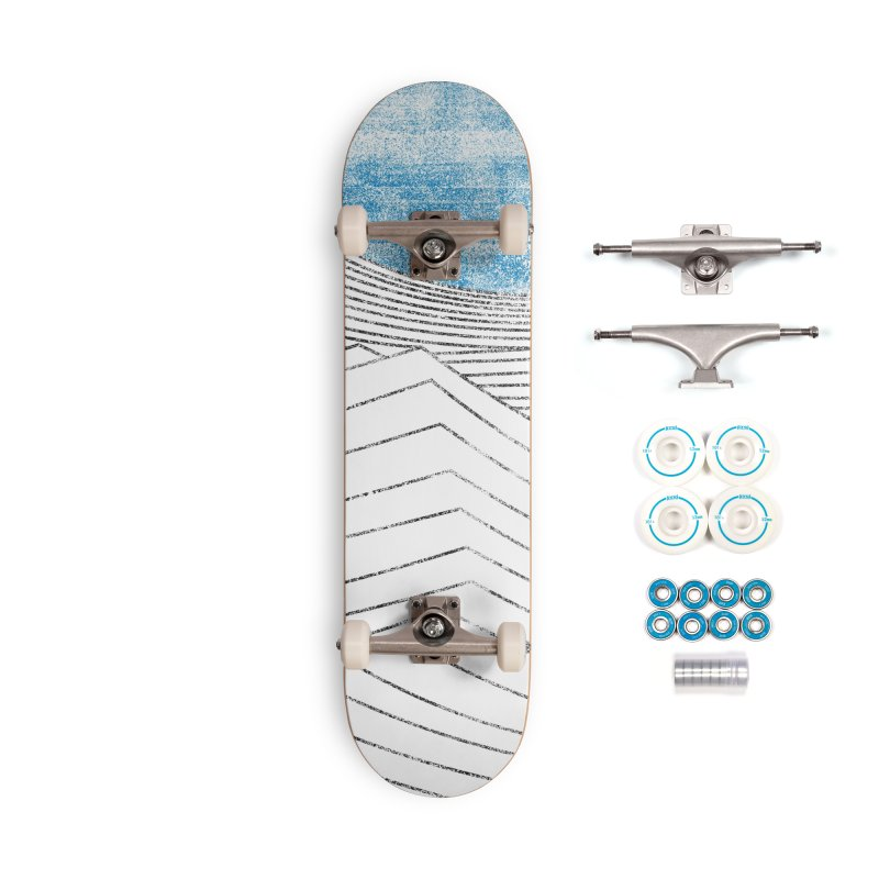 Ocean Smell - extra salty version Accessories Complete - Basic Skateboard by bulo