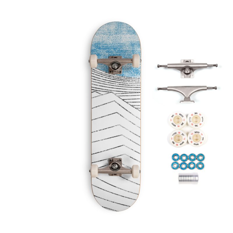 Ocean Smell - extra salty version Accessories Complete - Premium Skateboard by bulo