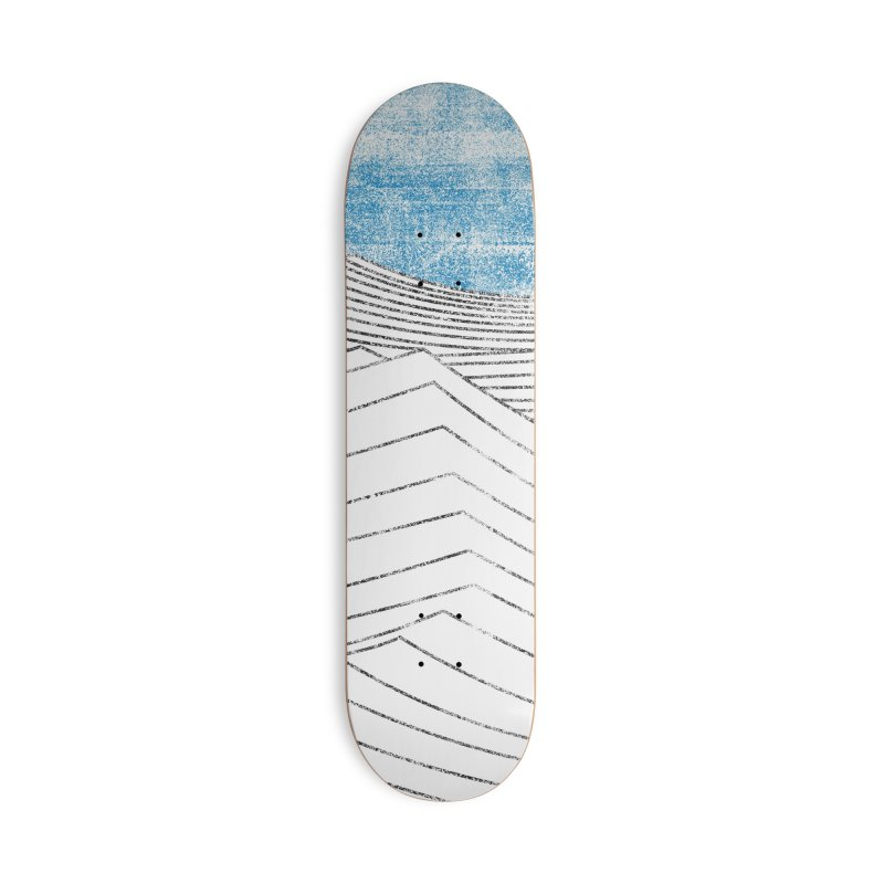 Ocean Smell - extra salty version Accessories Deck Only Skateboard by bulo