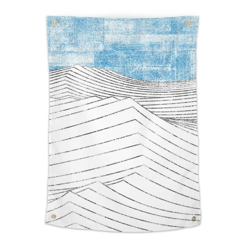 Ocean Smell - extra salty version Home Tapestry by bulo
