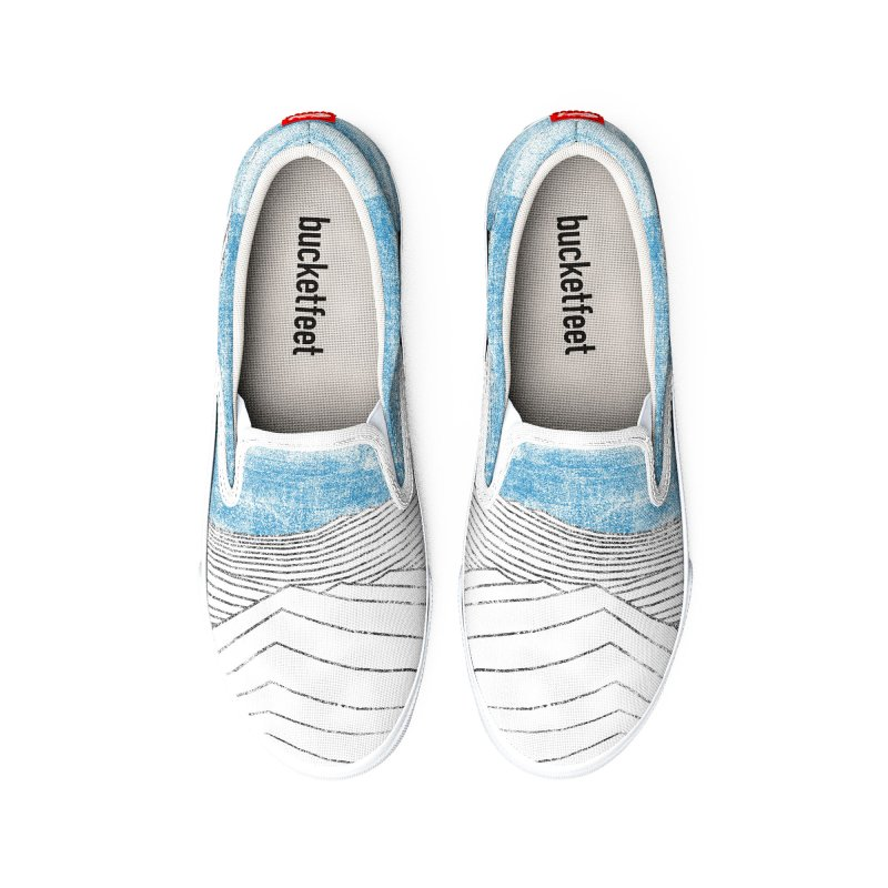 Ocean Smell - extra salty version Men's Shoes by bulo