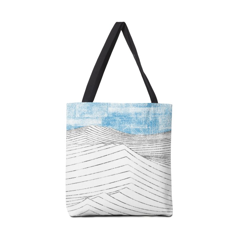 Ocean Smell - extra salty version Accessories Tote Bag Bag by bulo