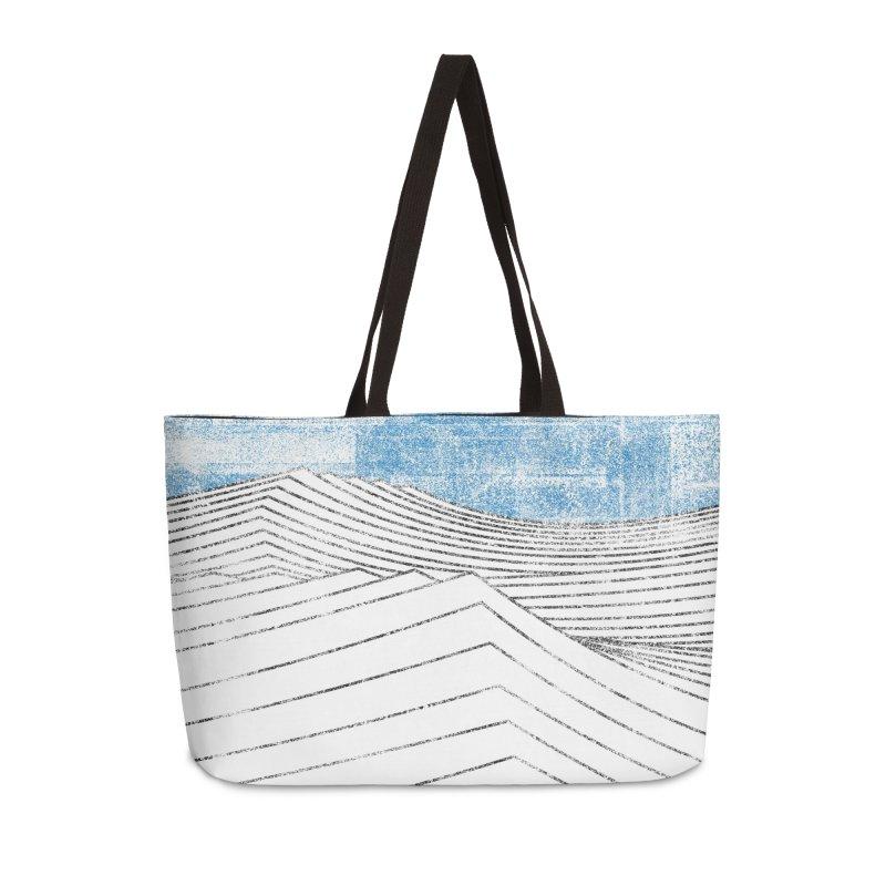 Ocean Smell - extra salty version Accessories Weekender Bag Bag by bulo