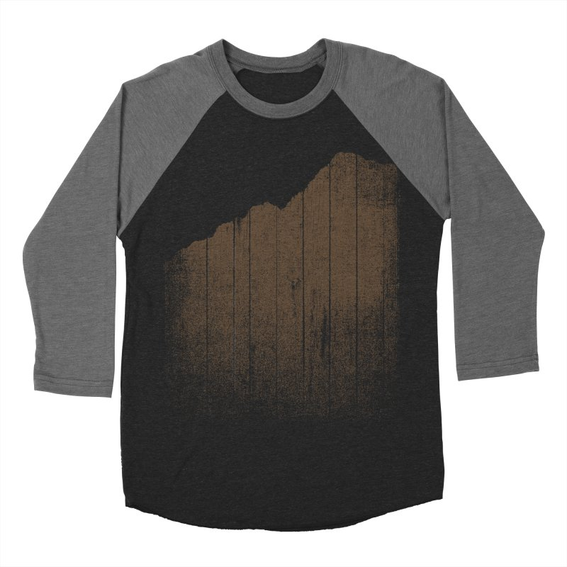 Yama Men's Baseball Triblend Longsleeve T-Shirt by bulo