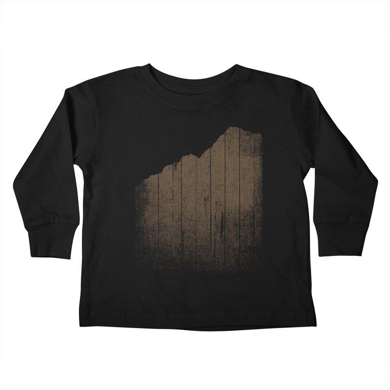 Yama Kids Toddler Longsleeve T-Shirt by bulo