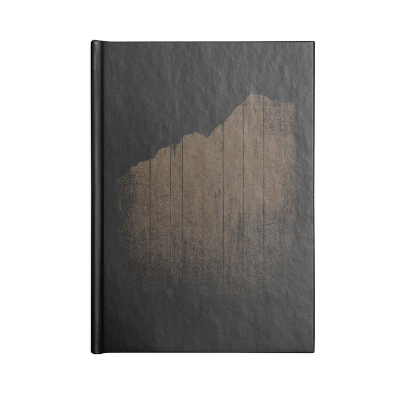 Yama Accessories Blank Journal Notebook by bulo