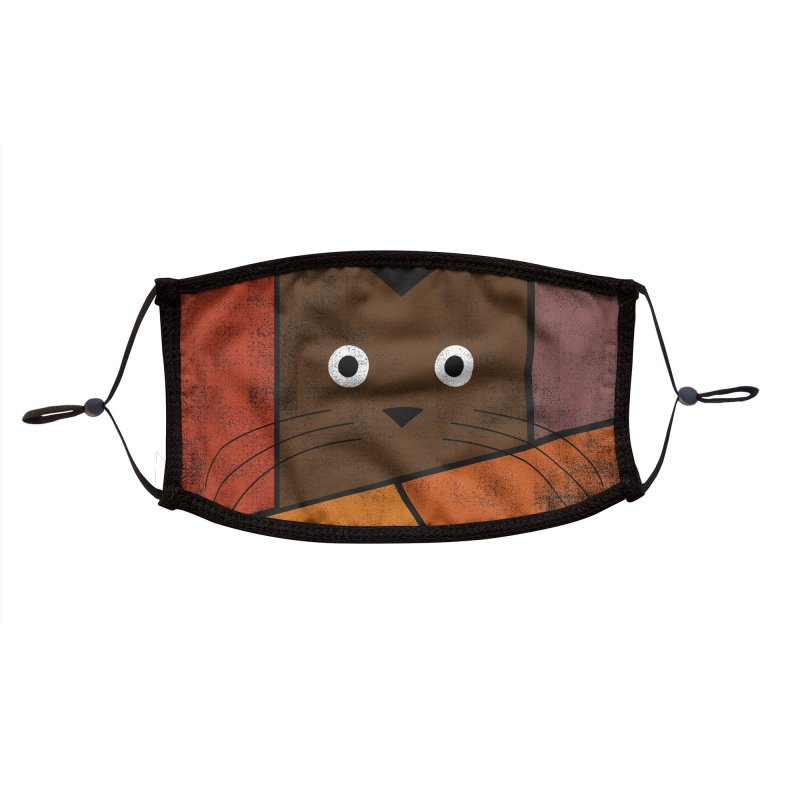 Curiosity Accessories Face Mask by bulo