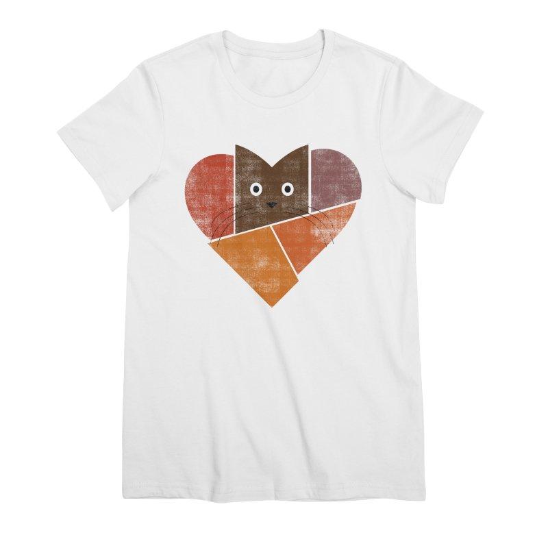 Curiosity Women's Premium T-Shirt by bulo