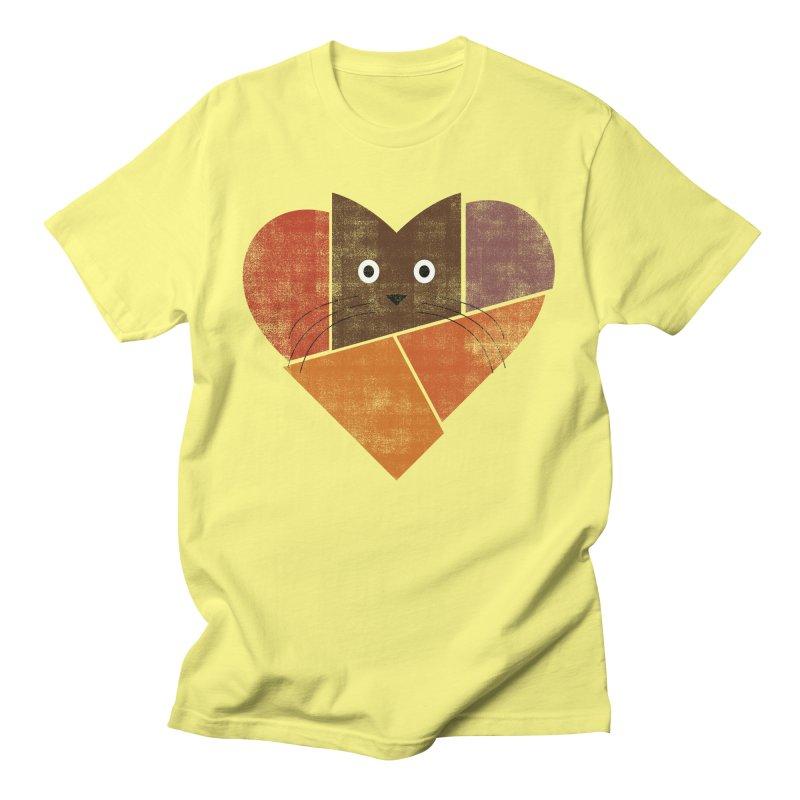 Curiosity Men's T-Shirt by bulo