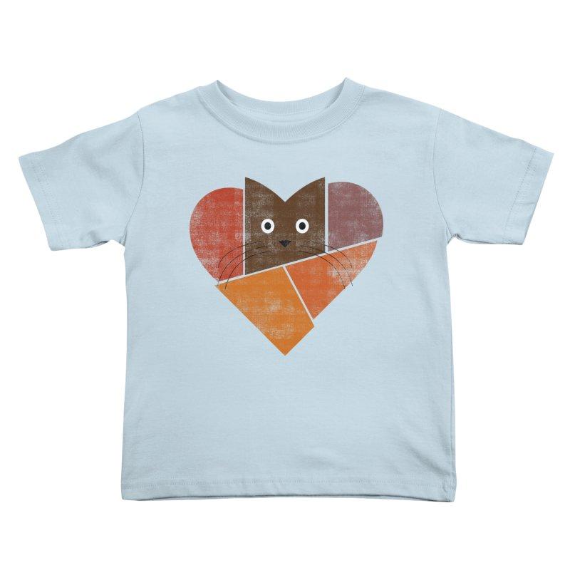 Curiosity Kids Toddler T-Shirt by bulo