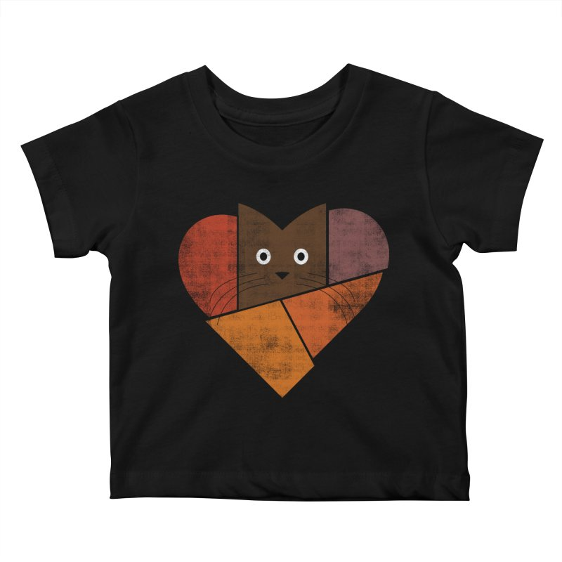Curiosity Kids Baby T-Shirt by bulo