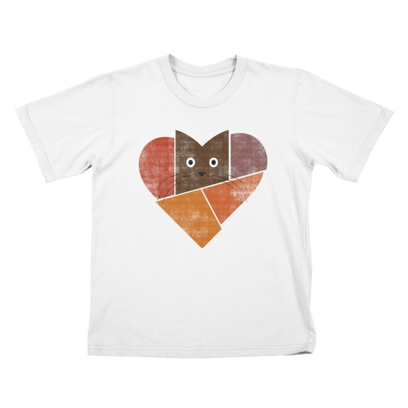 Curiosity Kids T-Shirt by bulo