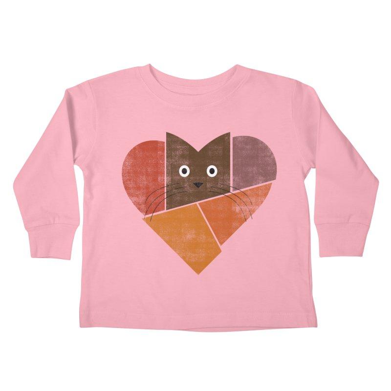 Curiosity Kids Toddler Longsleeve T-Shirt by bulo