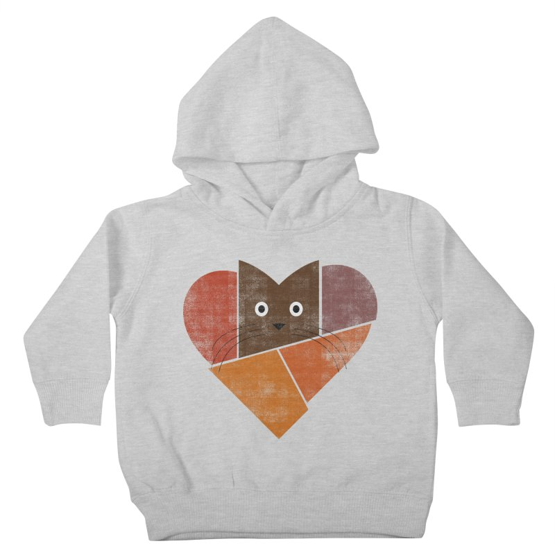 Curiosity Kids Toddler Pullover Hoody by bulo