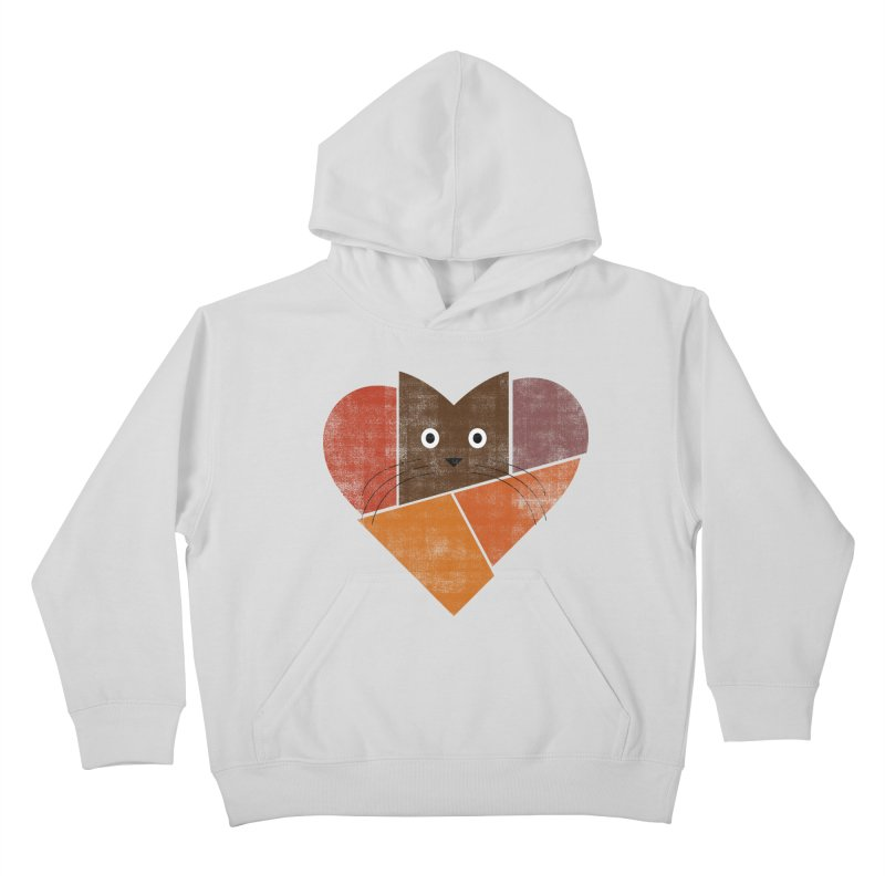 Curiosity Kids Pullover Hoody by bulo