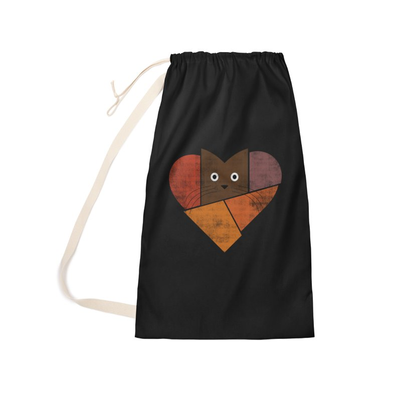 Curiosity Accessories Laundry Bag Bag by bulo