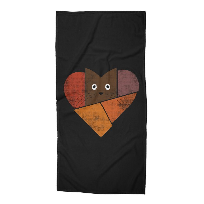 Curiosity Accessories Beach Towel by bulo