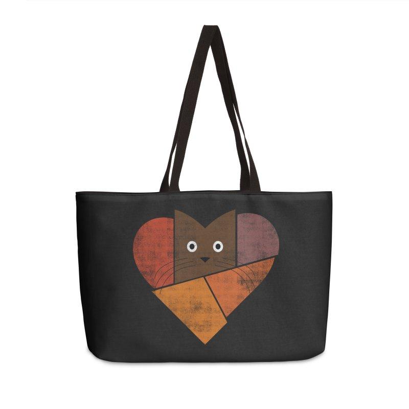 Curiosity Accessories Weekender Bag Bag by bulo
