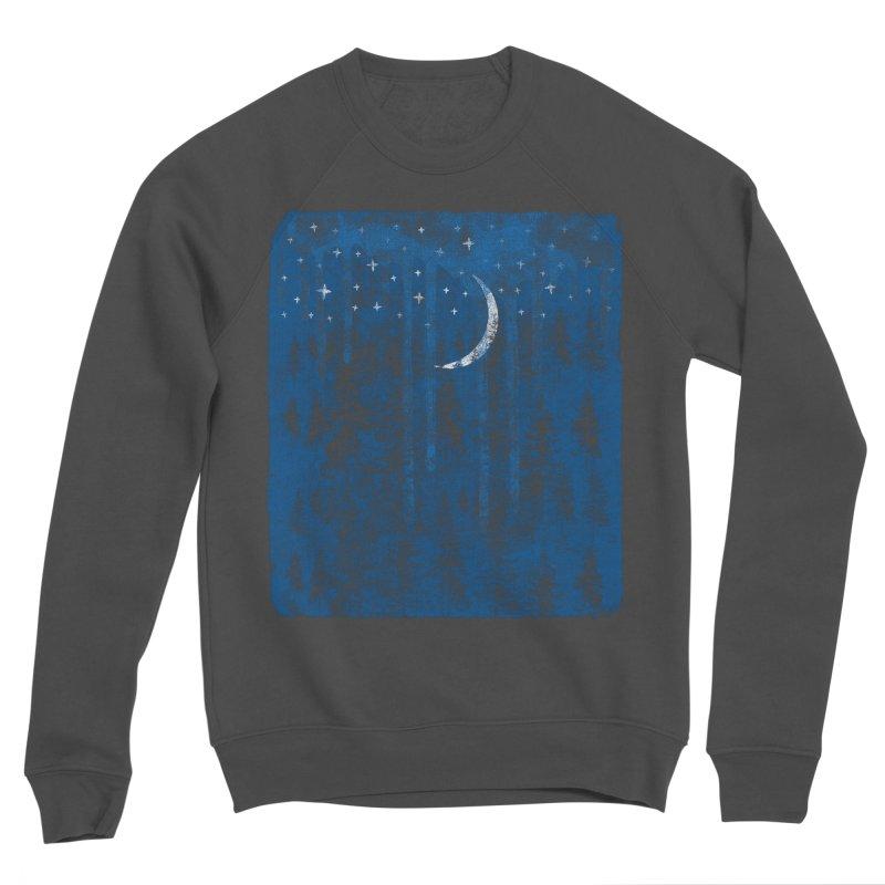 Blue Forest Women's Sponge Fleece Sweatshirt by bulo