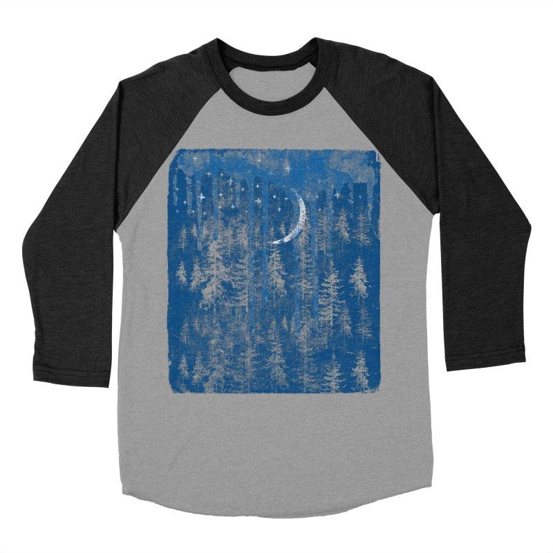 Blue Forest Men's Longsleeve T-Shirt by bulo