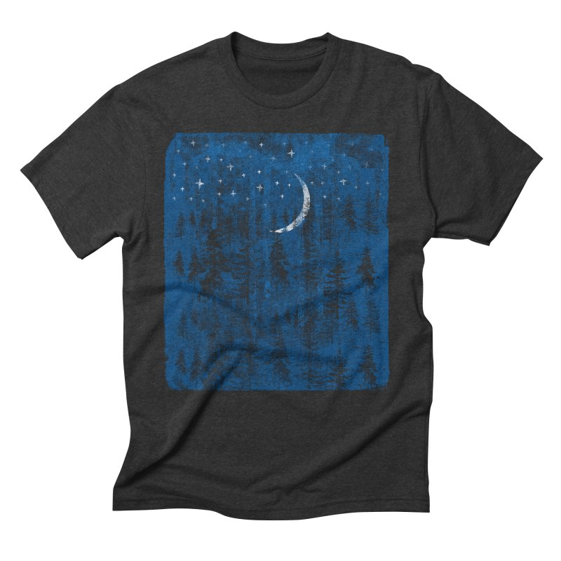 Blue Forest Men's Triblend T-Shirt by bulo