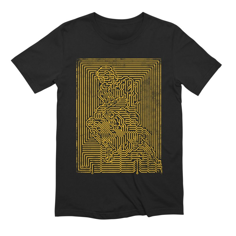Artificial Intelligence V.2 Men's Extra Soft T-Shirt by bulo