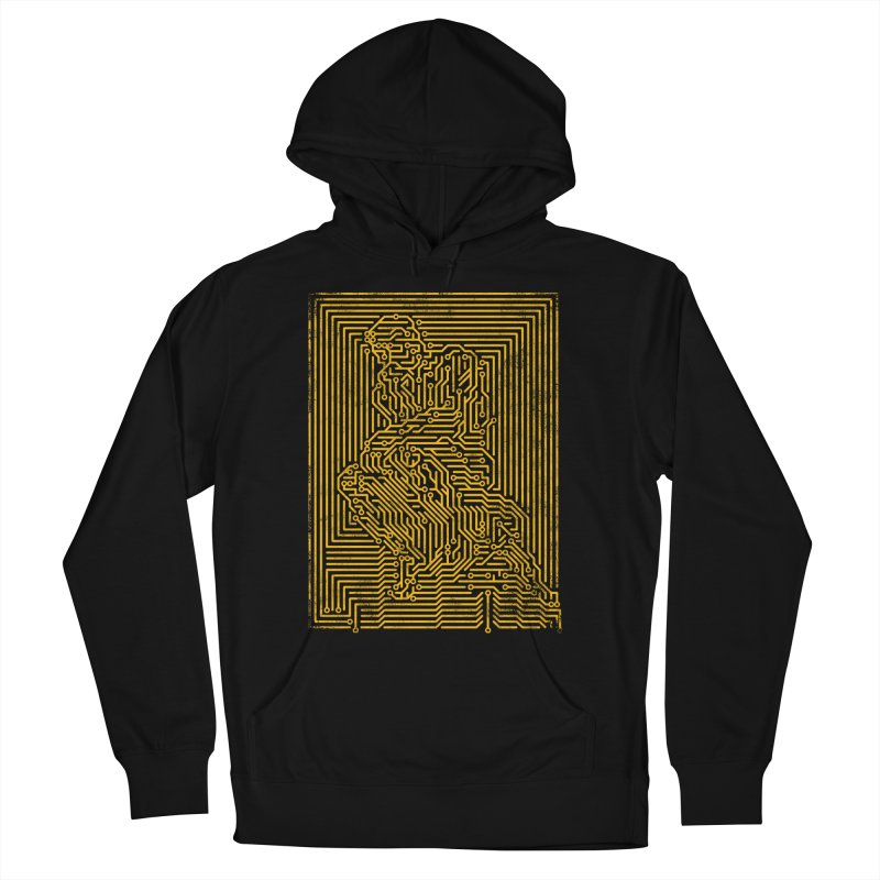 Artificial Intelligence V.2 Women's Pullover Hoody by bulo