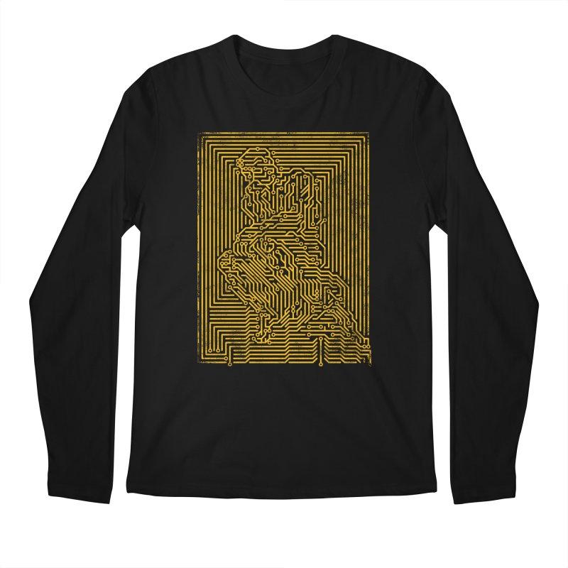 Artificial Intelligence V.2 Men's Longsleeve T-Shirt by bulo