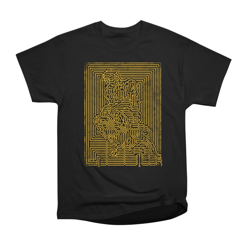 Artificial Intelligence V.2 Men's Heavyweight T-Shirt by bulo