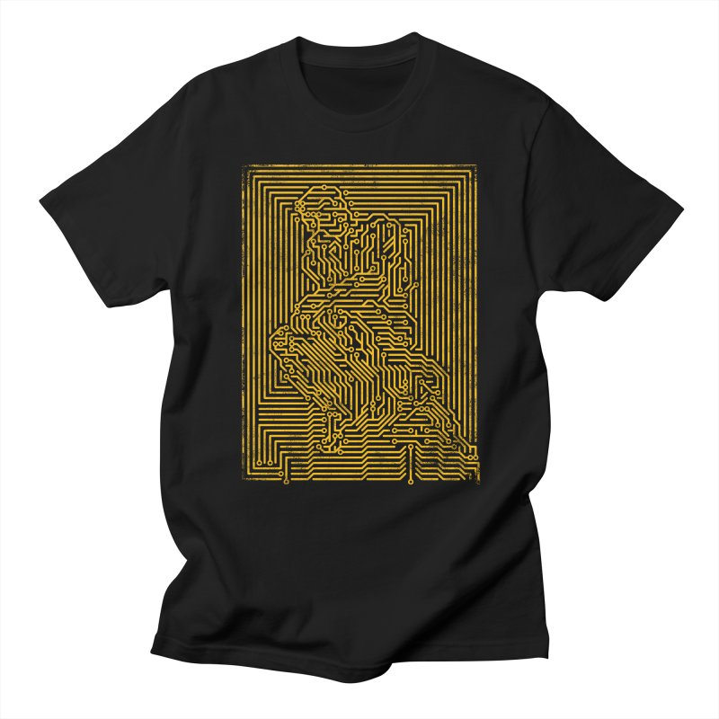 Artificial Intelligence V.2 Men's Regular T-Shirt by bulo