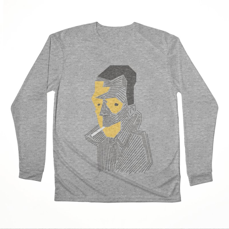 Strange Men's Performance Longsleeve T-Shirt by bulo